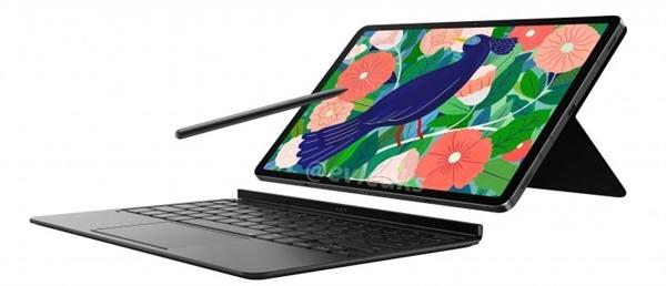 側指紋+驍龍865+ 三星Galaxy Tab S7無緣屏幕指紋:僅大杯支持