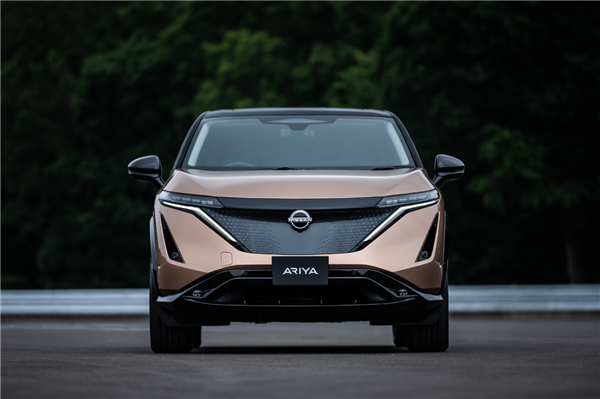 丰田本田集体侧现在!日产崭新电行车Ariya正式发布:外面没话说