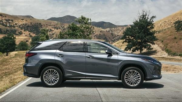 添长添7座!新款雷克萨斯RX售40.5万首:混动油耗比肩汉兰达