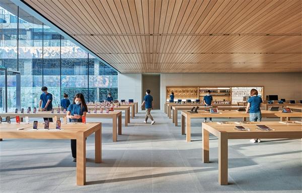 淘宝拼众众都在卖 iPhone 苹果还开什么店?