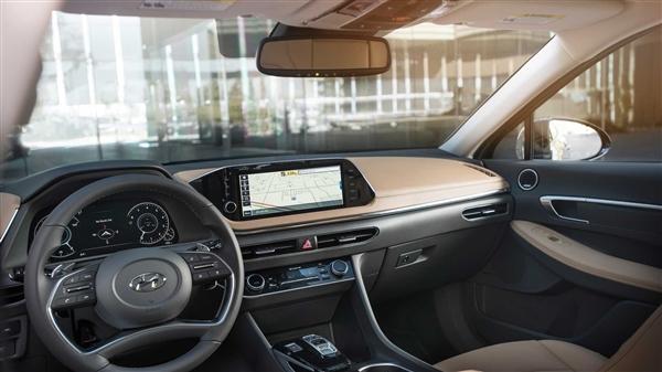 车身添长动力大添!崭新第十代索纳塔正式上市 16.18万首