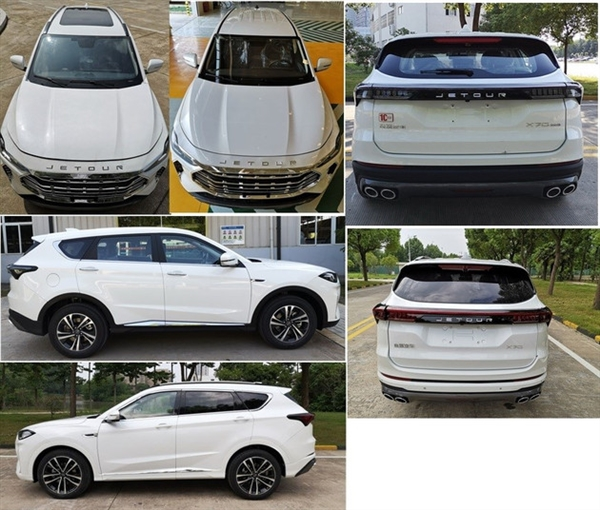 1.6T比肩2.0T发动机!奇瑞捷途新车亮相 不到7万就能买中型SUV