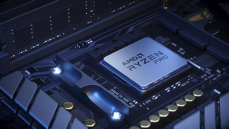 7nm CPU/GPU双双飞跃!锐龙7 Pro 4750G首发评测:AMD翻身在此一举