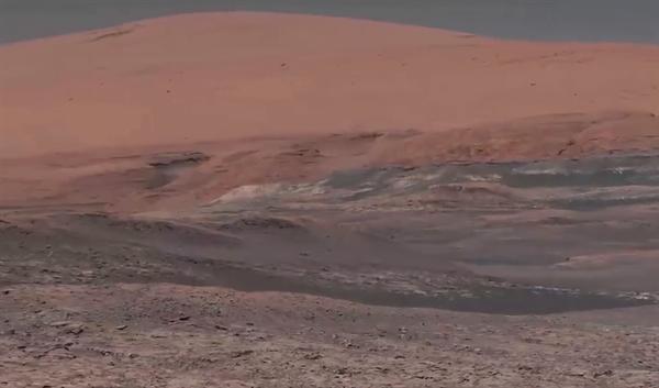 火星形式照片被制成4K视频:似乎身临其境