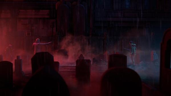经典科幻《银翼杀手:暗莲花》宣布:2021年正式推出