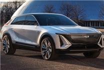 """造型大变!凯迪拉克首款电动车LYRIQ正式亮相:中控33英寸""""大彩电"""""""