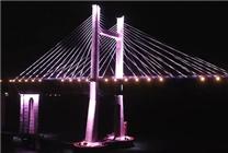 IT库-世界最长跨海公铁两用大桥首次亮灯:美图来了