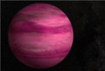 IT库-距离地球只有57光年!粉红色系外行星已有1.6亿年的历史