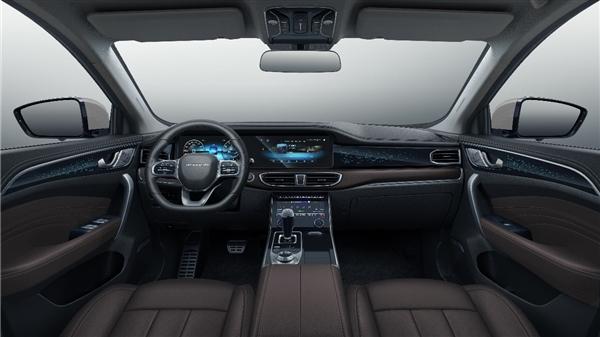 """要当国产版汉兰达!奇瑞新款捷途X90正式始发 奔驰""""同款""""双联大屏"""