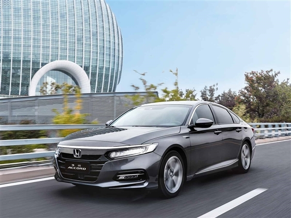 广汽本田8月销量同比增长28%:雅阁达成250万辆成就