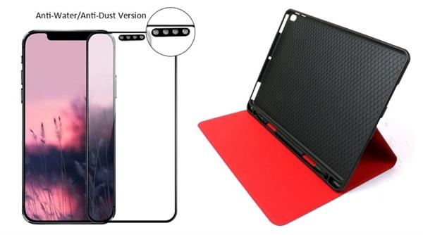 iPhone 12、iPad Air 4保护贴曝光:这外形基本定型