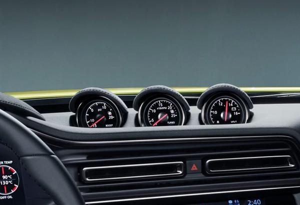 时隔15年!全新Z Proto跑车发布:V6双涡轮+后驱+手动
