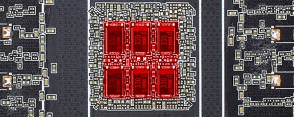 NVIDIA RTX 3080/90崩溃真实原因:与芯片背面的电容有关