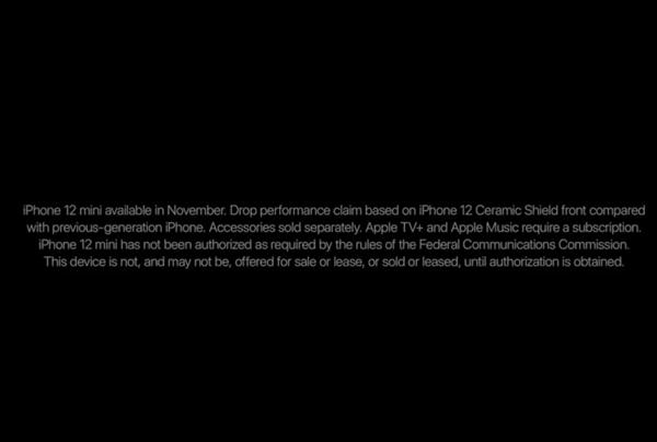苹果公布iPhone 12 mini/Pro Max推迟到11月上市原因:尚未拿到入网许可
