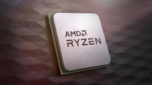 AMD锐龙5 5600X跑分曝光:65瓦灭对手125瓦