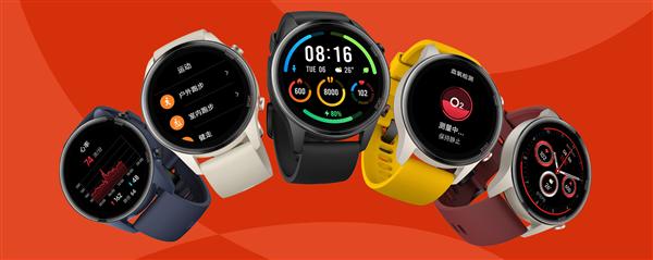 小米手表Color运动版发布:649元 支持血氧检测