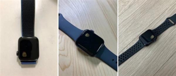 苹果刚发智能手表新品翻车:用户遇手表过热故障 屏幕烧焦变黄