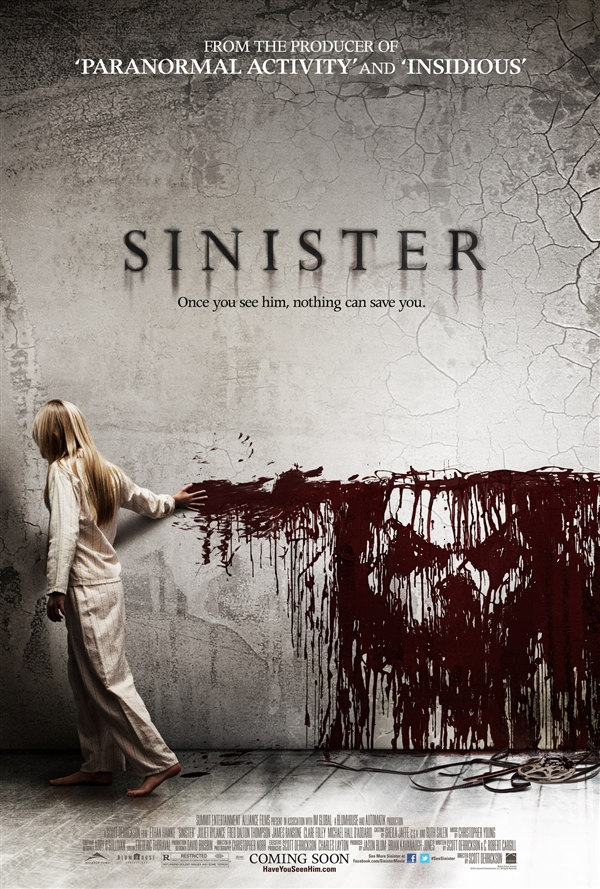 科学研究选十大惊悚片:《险恶》是有史以来最恐怖的电影