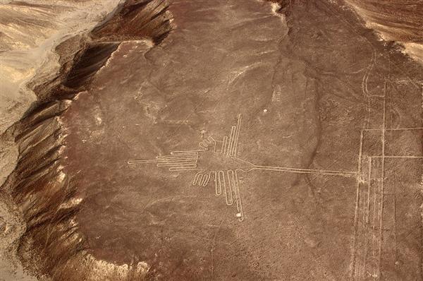 全球十大无解谜团之一!纳斯卡线条现猫形图案:距今已有两千多年