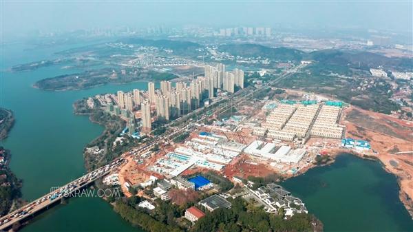 193秒记录火神山医院建设全程:这就是中国!