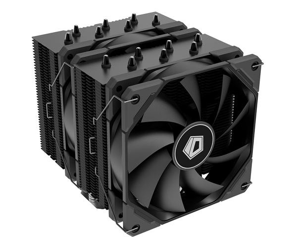 ID-Cooling推出七热管风冷散热器:重量1.3千克、280W散热