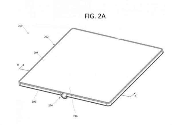曝谷歌折叠屏Pixel手机年内登场 曾申请两项专利