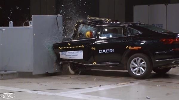 首增副驾25%偏置碰撞!中保研新版测评标准公布:难度陡增