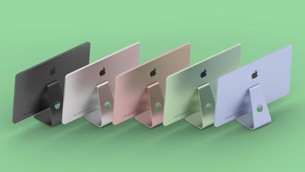 曝新iMac下周亮相:升级自研处理器、外观大改