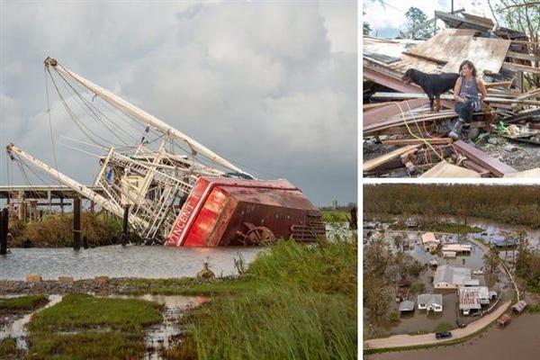 """超强飓风""""艾达""""席卷美国 市长:已造成纽约市瘫痪"""