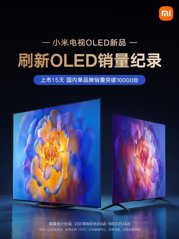 卢伟冰:幼米已经占有中国OLED电视50%市场 将广泛OLED电视