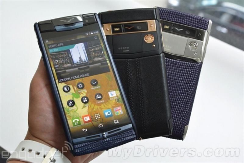 Vertu Signature Touch要价12万超奢华手机体验的照片 - 25