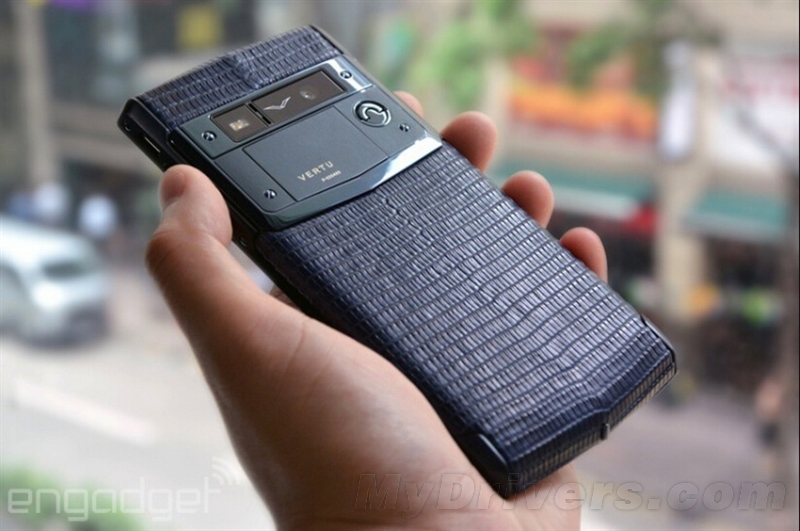 Vertu Signature Touch要价12万超奢华手机体验的照片 - 5