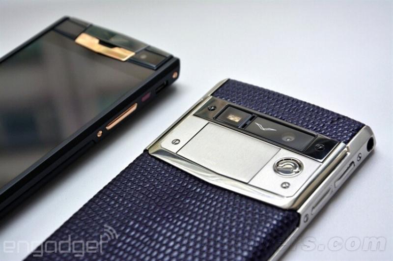 Vertu Signature Touch要价12万超奢华手机体验的照片 - 14