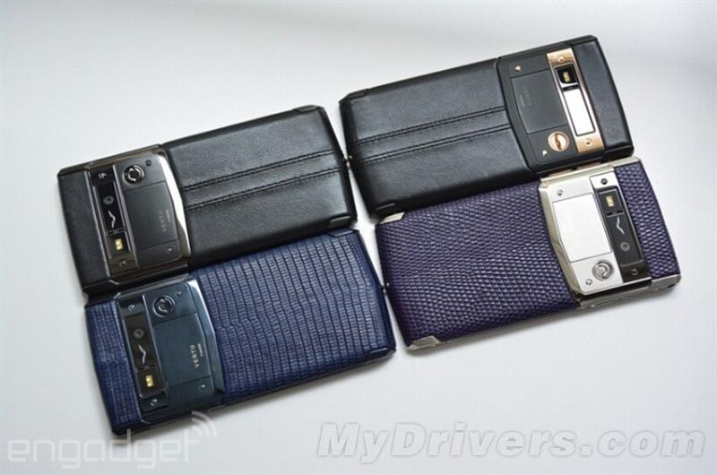 Vertu Signature Touch要价12万超奢华手机体验的照片 - 18