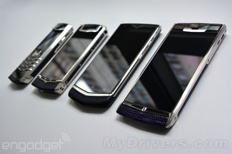 Vertu Signature Touch要价12万超奢华手机体验的照片 - 10