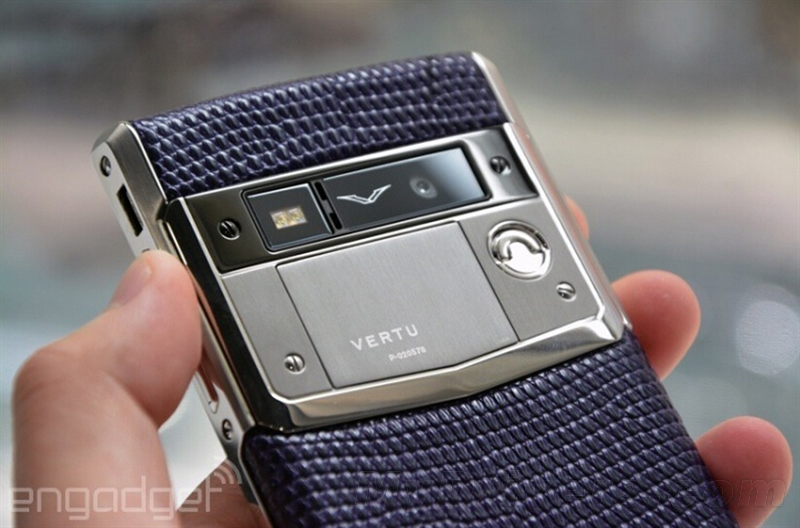 Vertu Signature Touch要价12万超奢华手机体验的照片 - 16