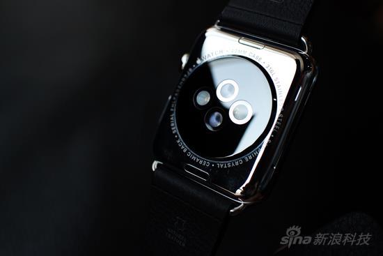 Apple Watch全球首发评测:续航到底咋样?的照片 - 4