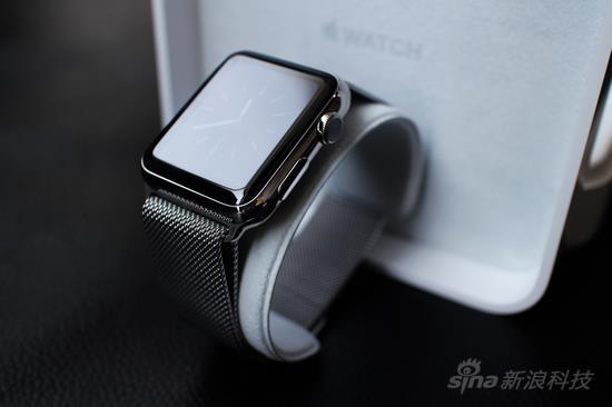 Apple Watch全球首发评测:续航到底咋样?的照片 - 6
