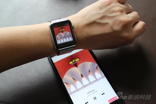 Apple Watch全球首发评测:续航到底咋样?的照片 - 48