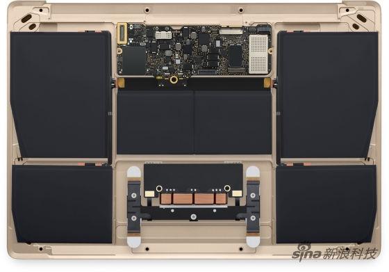 苹果12寸Retina视网膜屏新MacBook评测的照片 - 15