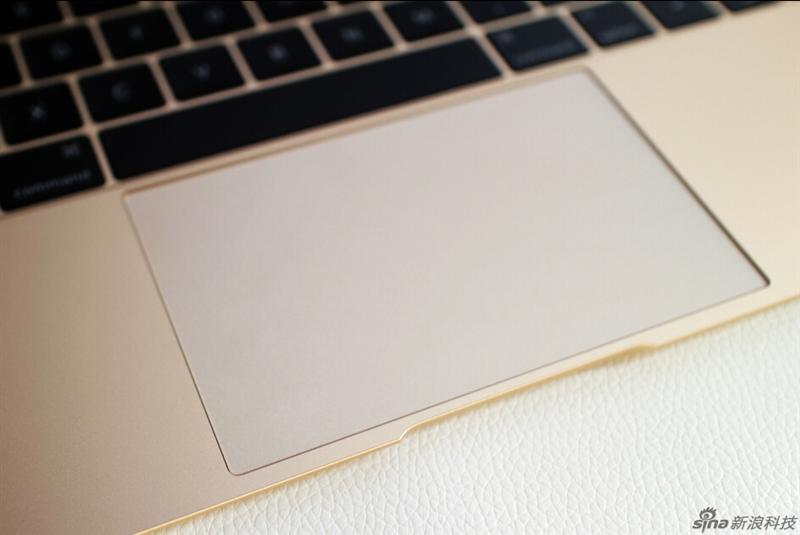 苹果12寸Retina视网膜屏新MacBook评测的照片 - 3