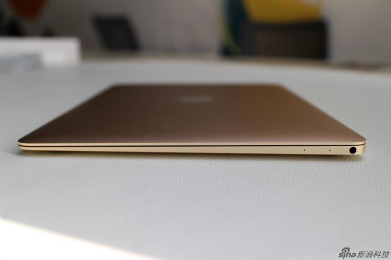 苹果12寸Retina视网膜屏新MacBook评测的照片 - 6
