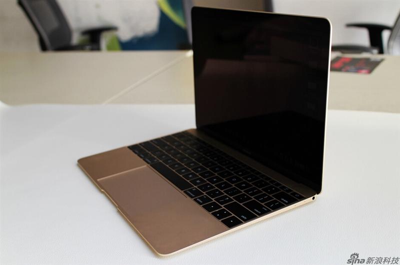 苹果12寸Retina视网膜屏新MacBook评测的照片 - 21