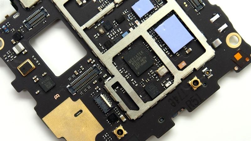乐视超级手机1499元真机拆解评测的照片 - 28