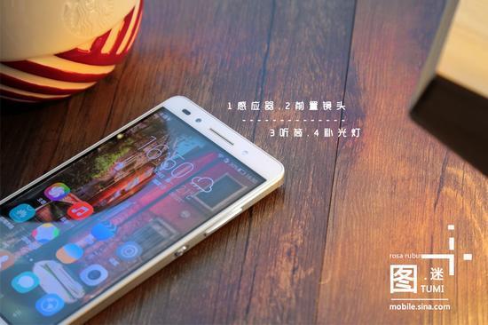 华为手机荣耀7首发评测!金属怒赞 网络绝了的照片 - 3