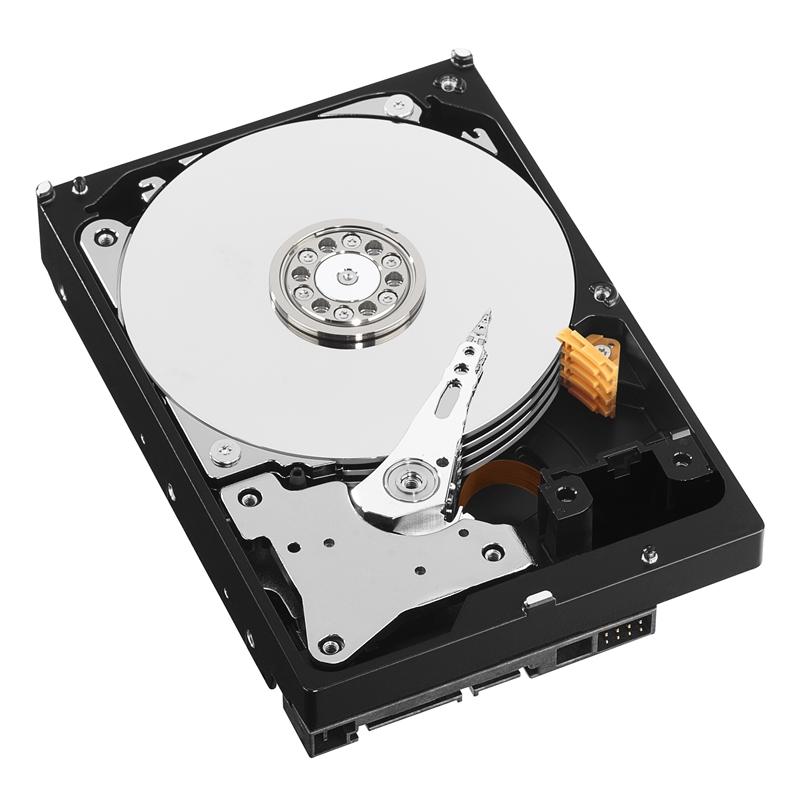 WD西数4TB蓝盘SSHD混合硬盘全方位评测的照片 - 34