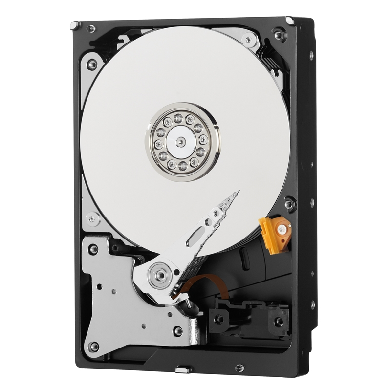 WD西数4TB蓝盘SSHD混合硬盘全方位评测的照片 - 36