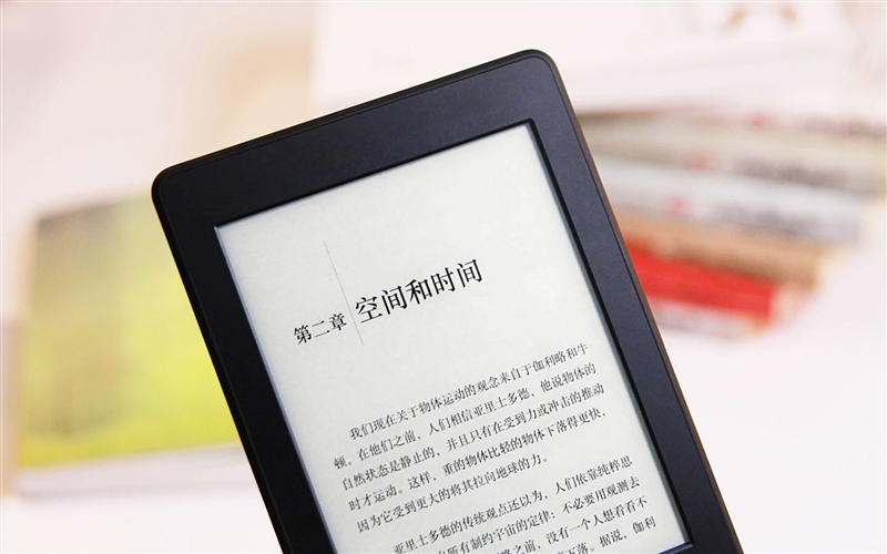 最强6寸电子书!Kindle Paperwhite 3评测的照片 - 17