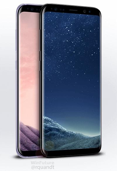 Galaxy S8完全曝光!装备梦幻 真的想买
