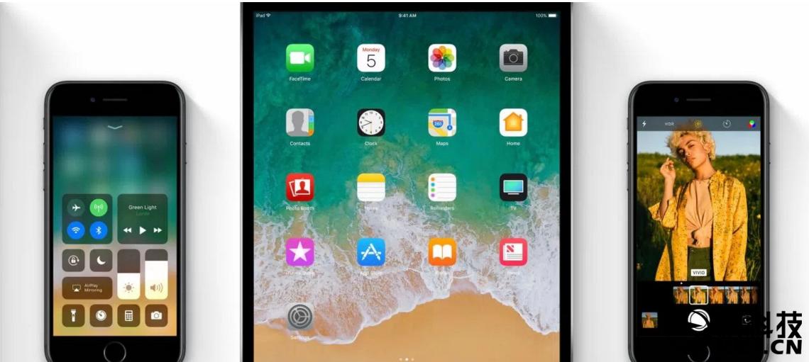 苹果今天发iOS 11最新测试版:升级设置界面看懵-iOS 11,Android 7.0 ...